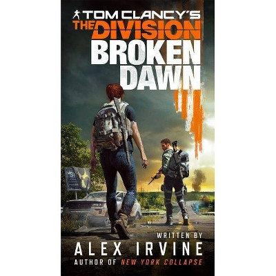 Tom Clancy's the Division - by  Alex Irvine (Paperback)