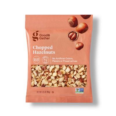 Chopped Hazelnuts - 2.25oz - Good & Gather™