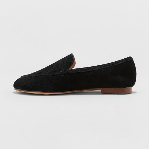 3158a16b37d Women s Mila Suede Loafers - A New Day™   Target