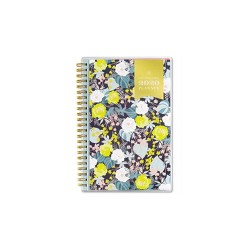 "2020 Planner 5""x 8"" Floral Green - Day Designer for Blue Sky"