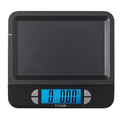 Taylor 11lb Digital Food Scale USB