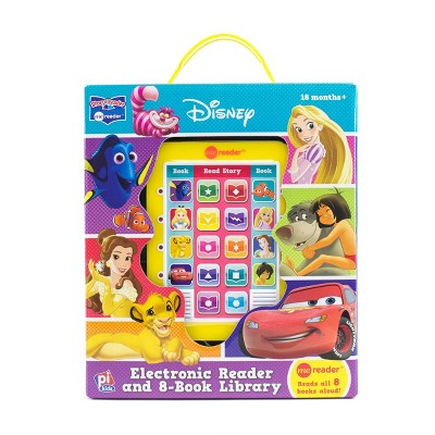 Disney Friends Electronic Me Reader 8-book Boxed Set