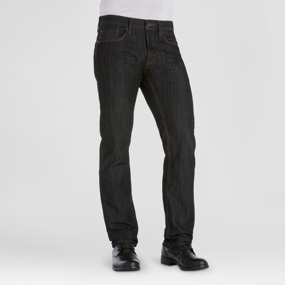 Denizen from Levi's Men's 218 Regular Straight Fit Jeans - Illusion 33x32