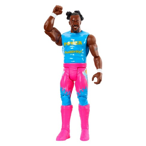 WWE Tough Talkers Kofi Kingston Action Figure - image 1 of 5