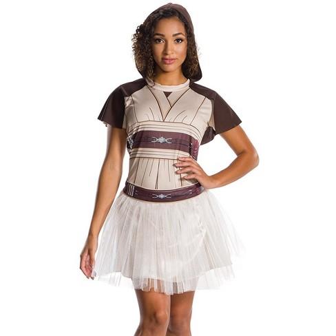 Rubies Star Wars Jedi Tutu Skirt Costume Accessory - image 1 of 1