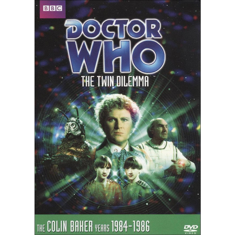 Doctor Who:Ep 137 The Twin Dilema (Dvd)