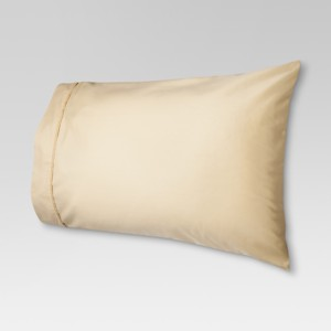 Performance Solid Pillowcase (Standard) Yellow 400 Thread Count - Threshold