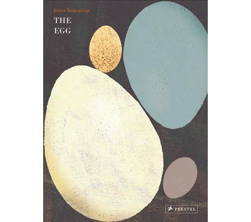 Egg -  by Britta Teckentrup (Hardcover) - image 1 of 1