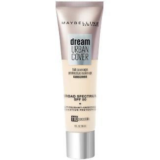 Maybelline Urban Cover Foundation Porcelain - 1 fl oz