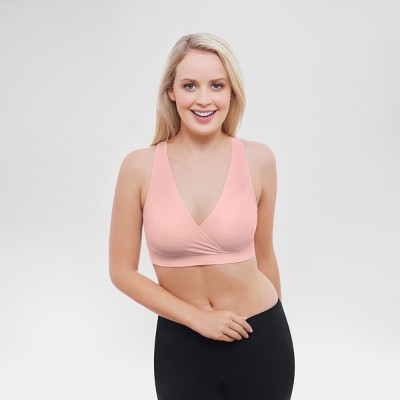 Medela Women's Nursing Sleep Bra - Blush M