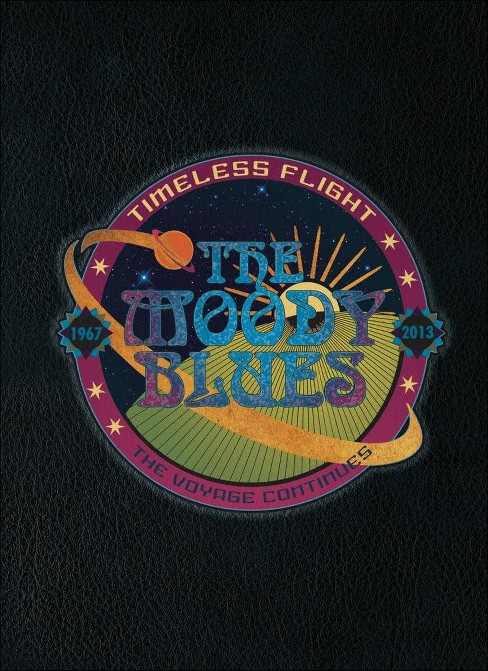 Moody blues - Timeless flight (CD) - image 1 of 1