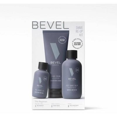 Bevel Shave Essentials Kit - 10oz