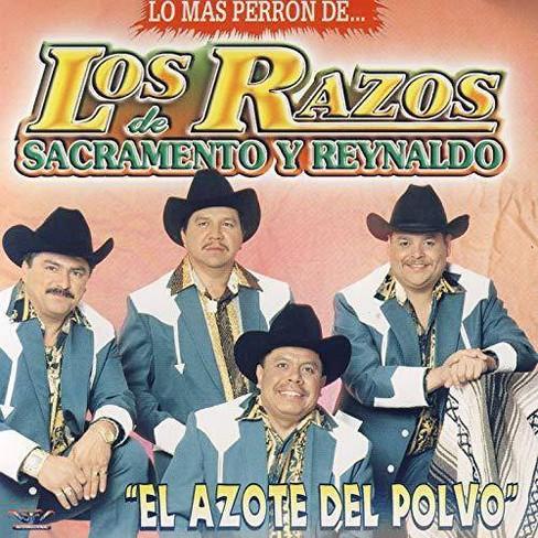 Los Razos - El Azote Del Polvo (CD) - image 1 of 1