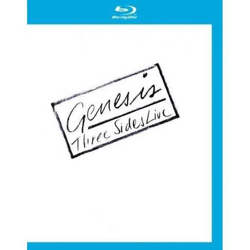 Genesis: Three Sides Live (Blu-ray) - image 1 of 1
