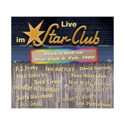 Various - Live Im Star-Club (CD) - image 1 of 1