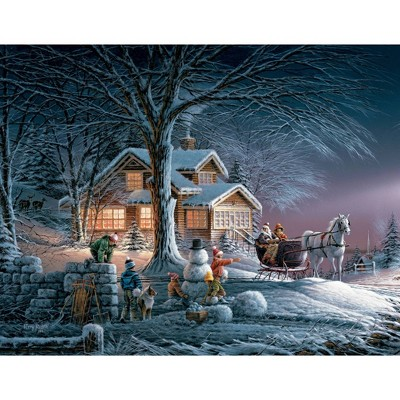 18ct Winter Wonderland Holiday Boxed Cards