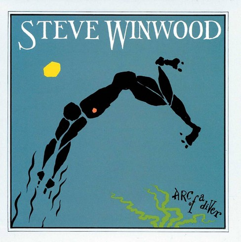 Steve winwood - Arc of a diver (CD) - image 1 of 3