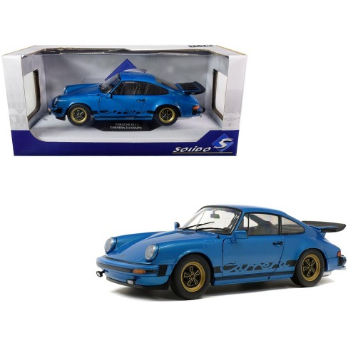 1:18 solido Porsche 911 carrera 3.0 Coupe 1984 bluemetallic