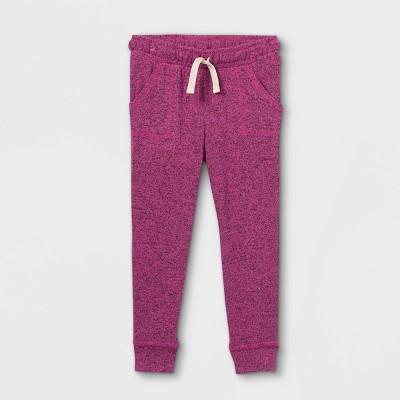 Toddler Girls' Cozy Jogger Pants - Cat & Jack™