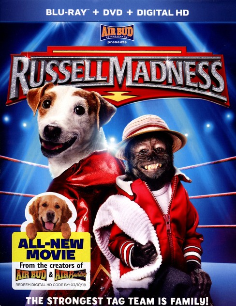 Russell Madness [Blu-ray] - image 1 of 1