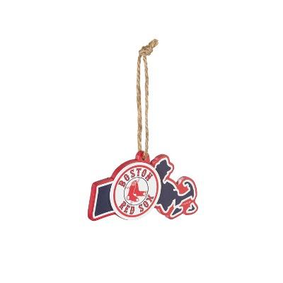 Team Sports America Boston Red Sox, State Ornament
