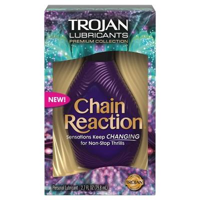 Trojan Chain Reaction Lube - 2.7 fl oz