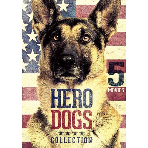 5-Movie Hero Dogs Collection (DVD) - image 1 of 1