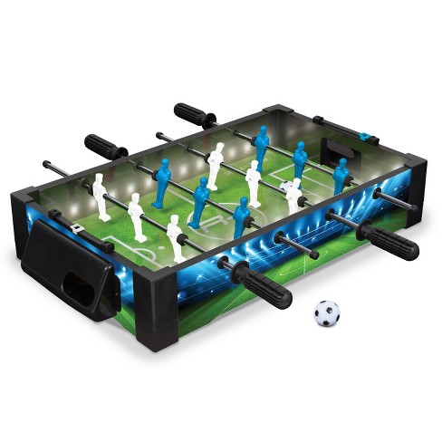 REC-TEK Table Top Lighted Foosball - image 1 of 4