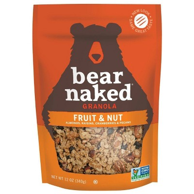 Bear Naked Fruit & Nut Granola - 12oz