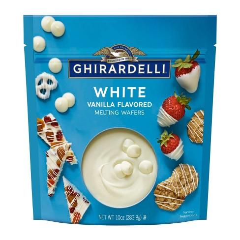 Ghirardelli White Melting Wafers - 10oz - image 1 of 4