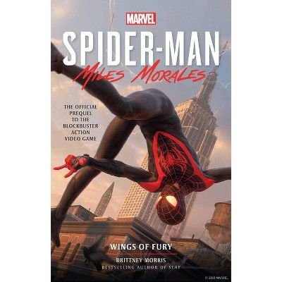 Marvel's Spider-Man: Miles Morales - Wings of Fury - by  Brittney Morris (Paperback)