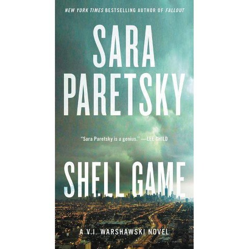 Shell Game - (V.I. Warshawski Novels)by  Sara Paretsky (Paperback) - image 1 of 1