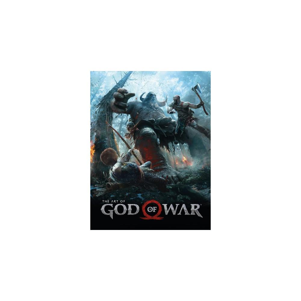 ISBN 9781506705743 product image for Art of God of War - by Evan Shamoon (Hardcover) | upcitemdb.com