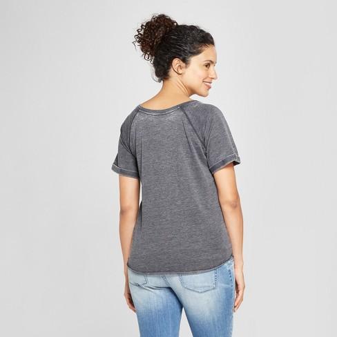 d298aecbc2faa Maternity Messy Bun, Target Run, Getting it Done Short Sleeve Graphic T- Shirt - Grayson Threads Charcoal Gray