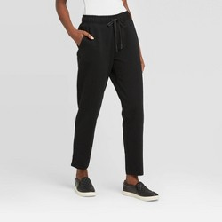 Women's Mid-Rise Ankle Length Jogger Pants - A New Day™
