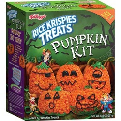 Brand Castle Rice Krispie Pumpkin Kit - 11.53oz