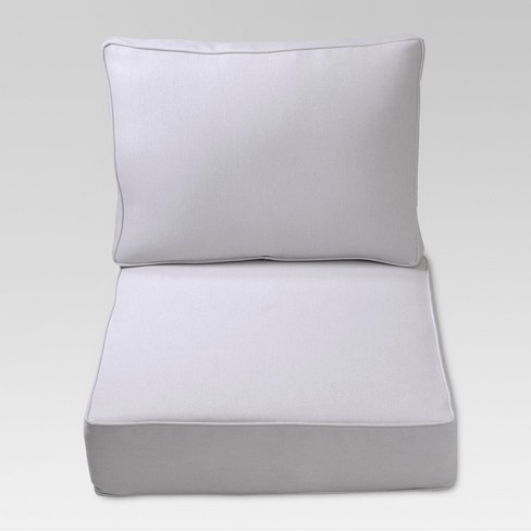 Fabron 2pc Outdoor Deep Seating Cushion Set Threshold Target