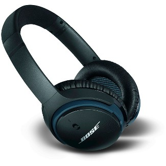 Bose® SoundLink® Around-Ear Wireless Headphone - Black