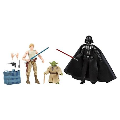 Kenner Star Wars Cave Of Evil Special Action Figure Set 3 75 New