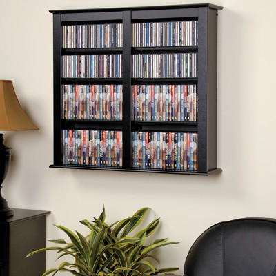 Double Wall Mounted Storage - Prepac