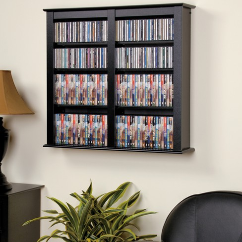 Double Wall Mounted Storage - Prepac - image 1 of 3