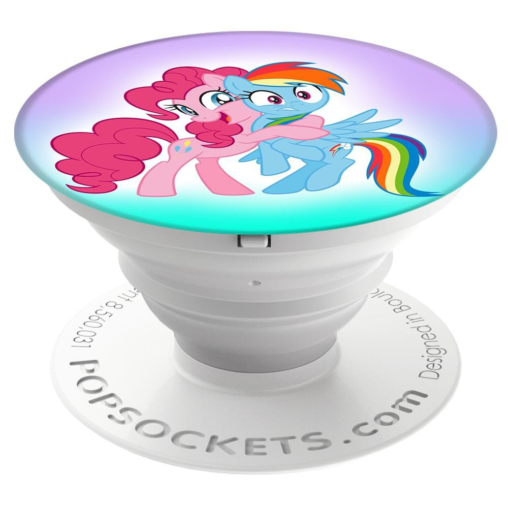 PopSockets - My Little Pony-PP and RD, Multi-Colored