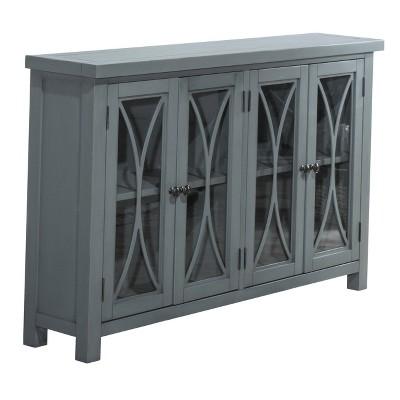 Bayside Four (4) Door Cabinet - Hillsdale Furniture
