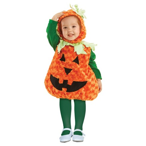 Toddler Pumpkin Costume 2t-4t - image 1 of 1