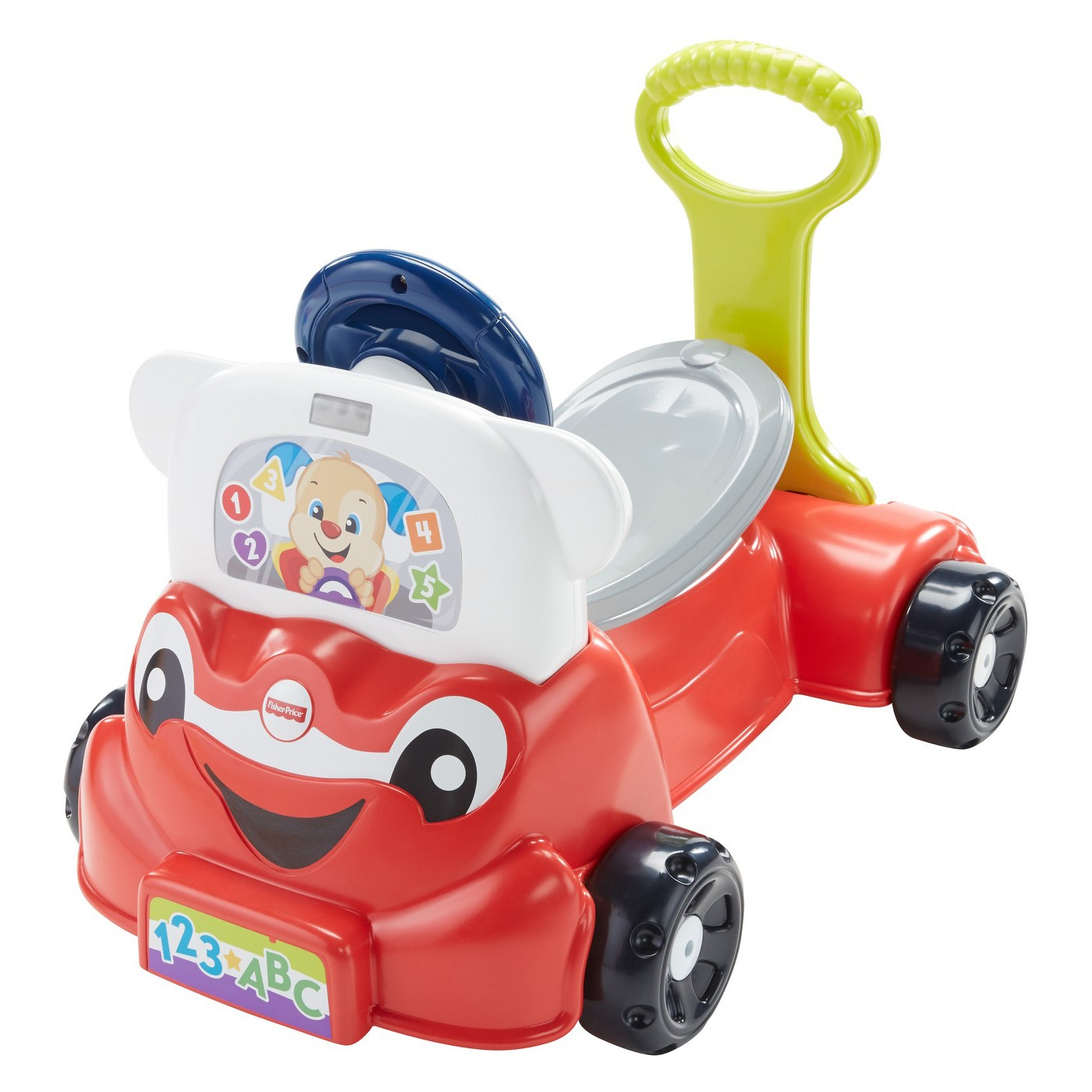 Fisher-Price Laugh and Learn 3-in-1 Smart Car - image 3 of 8