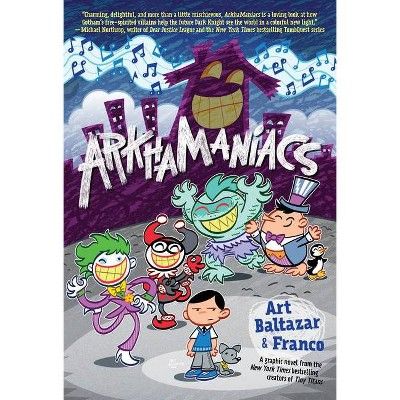 Arkhamaniacs - by  Art Baltazar & Franco Aureliani (Paperback)