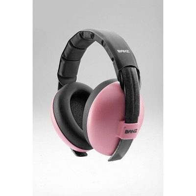 Baby Banz Infant Hearing Protection Earmuffs - Baby Pink