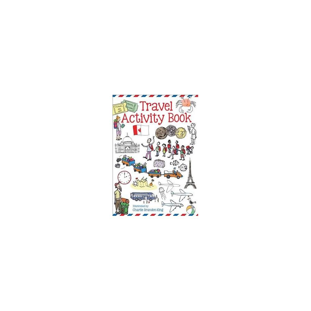 Travel Activity Book (Hardcover)
