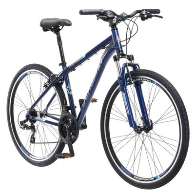 "Schwinn Men's Trailway 700c/28"" Hybrid Bike - Blue"