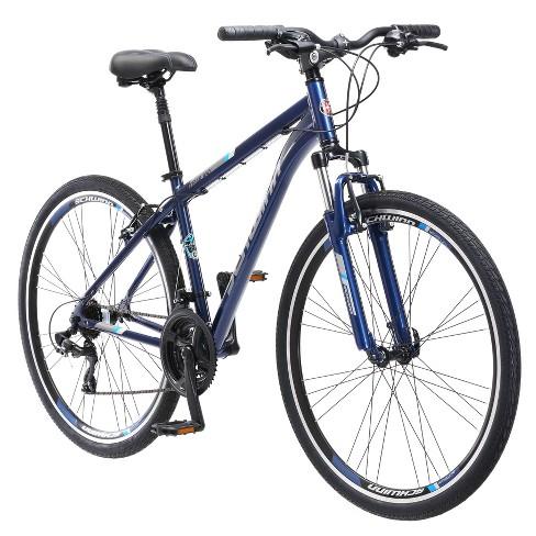 """Schwinn Men's Trailway 700c/28"""" Hybrid Bike - Blue - image 1 of 4"""